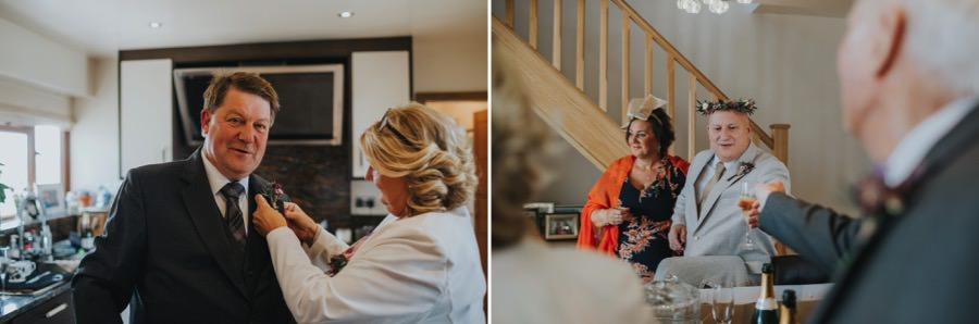 Nicola & Murray | Yorkshire equestrian wedding 162