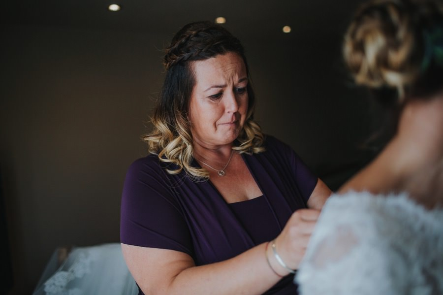 Nicola & Murray | Yorkshire equestrian wedding 171