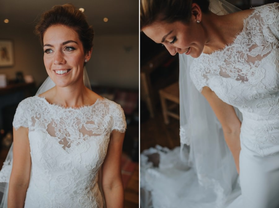 Nicola & Murray | Yorkshire equestrian wedding 37