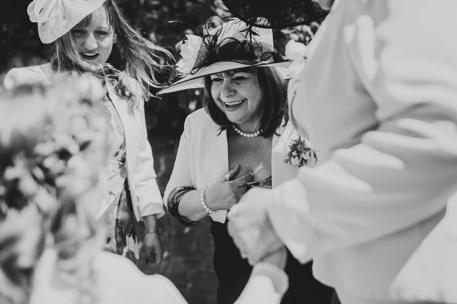 Nicola & Murray | Yorkshire equestrian wedding 44