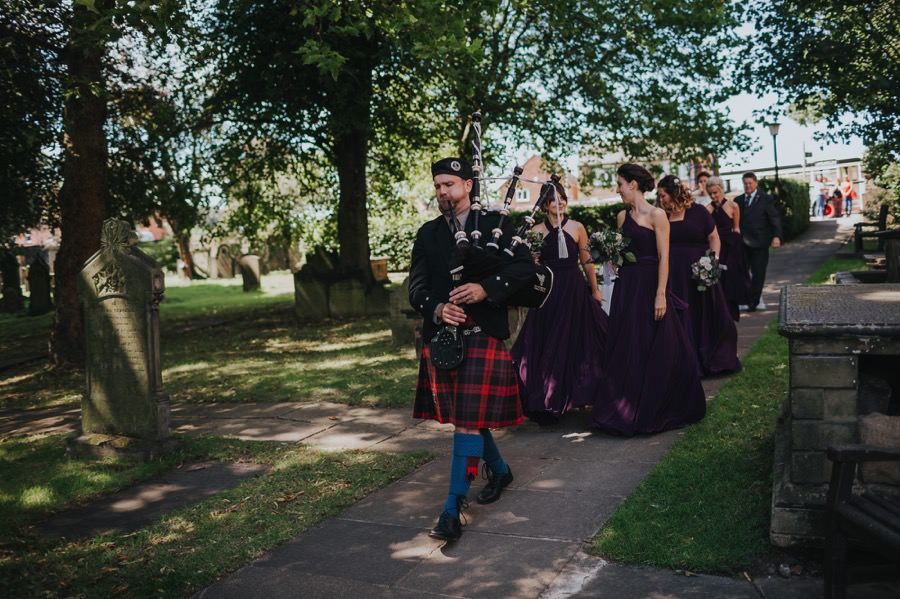 Nicola & Murray | Yorkshire equestrian wedding 186