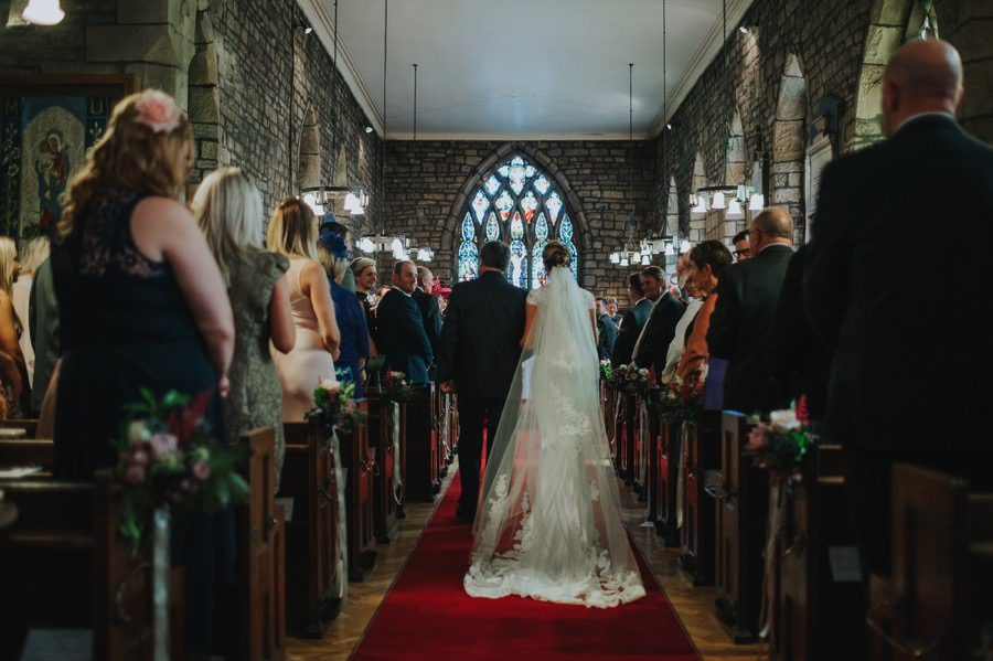 Nicola & Murray | Yorkshire equestrian wedding 50