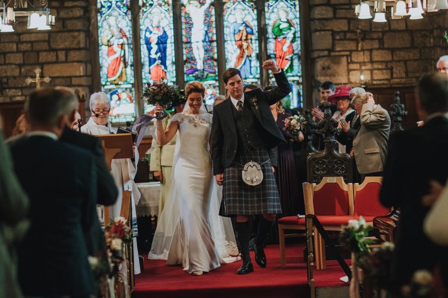 Nicola & Murray | Yorkshire equestrian wedding 197