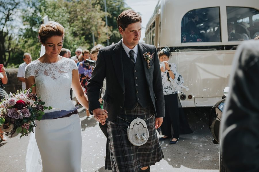 Nicola & Murray | Yorkshire equestrian wedding 203