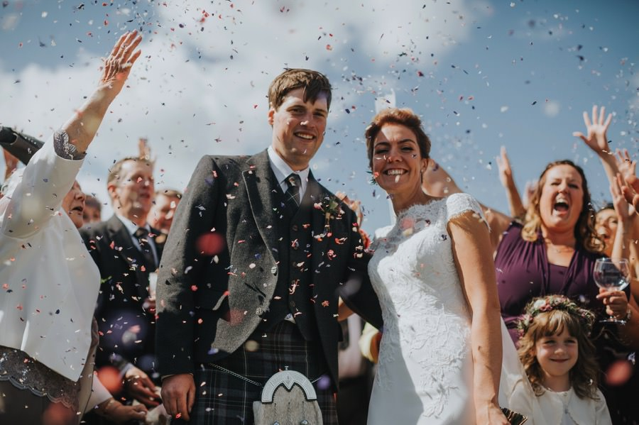 Nicola & Murray | Yorkshire equestrian wedding 226