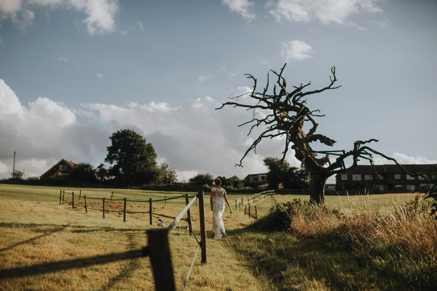Nicola & Murray | Yorkshire equestrian wedding 101