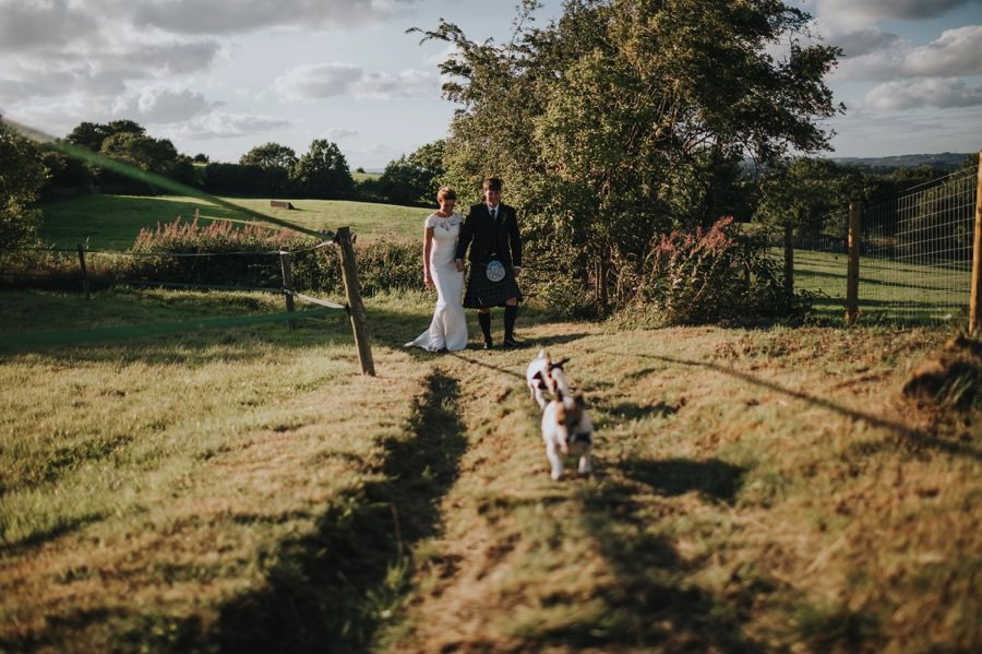 Nicola & Murray | Yorkshire equestrian wedding 120