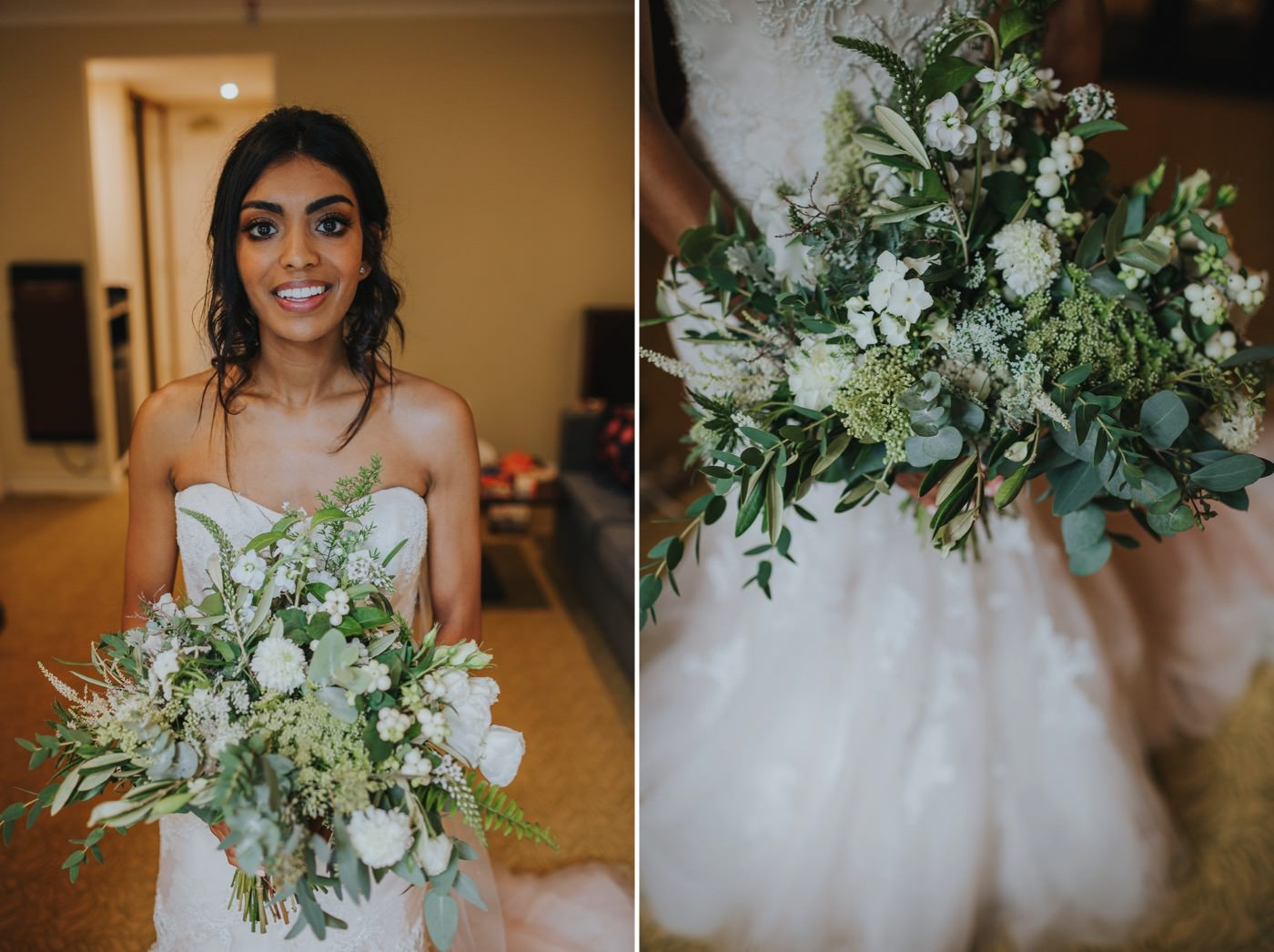 Ben & Sunita | East Riddlesden Hall Wedding 113