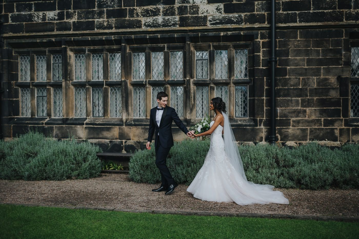 Ben & Sunita | East Riddlesden Hall Wedding 50