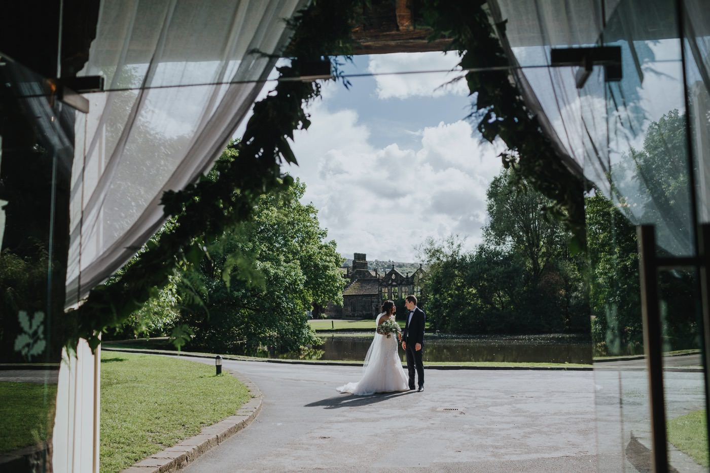 Ben & Sunita | East Riddlesden Hall Wedding 71