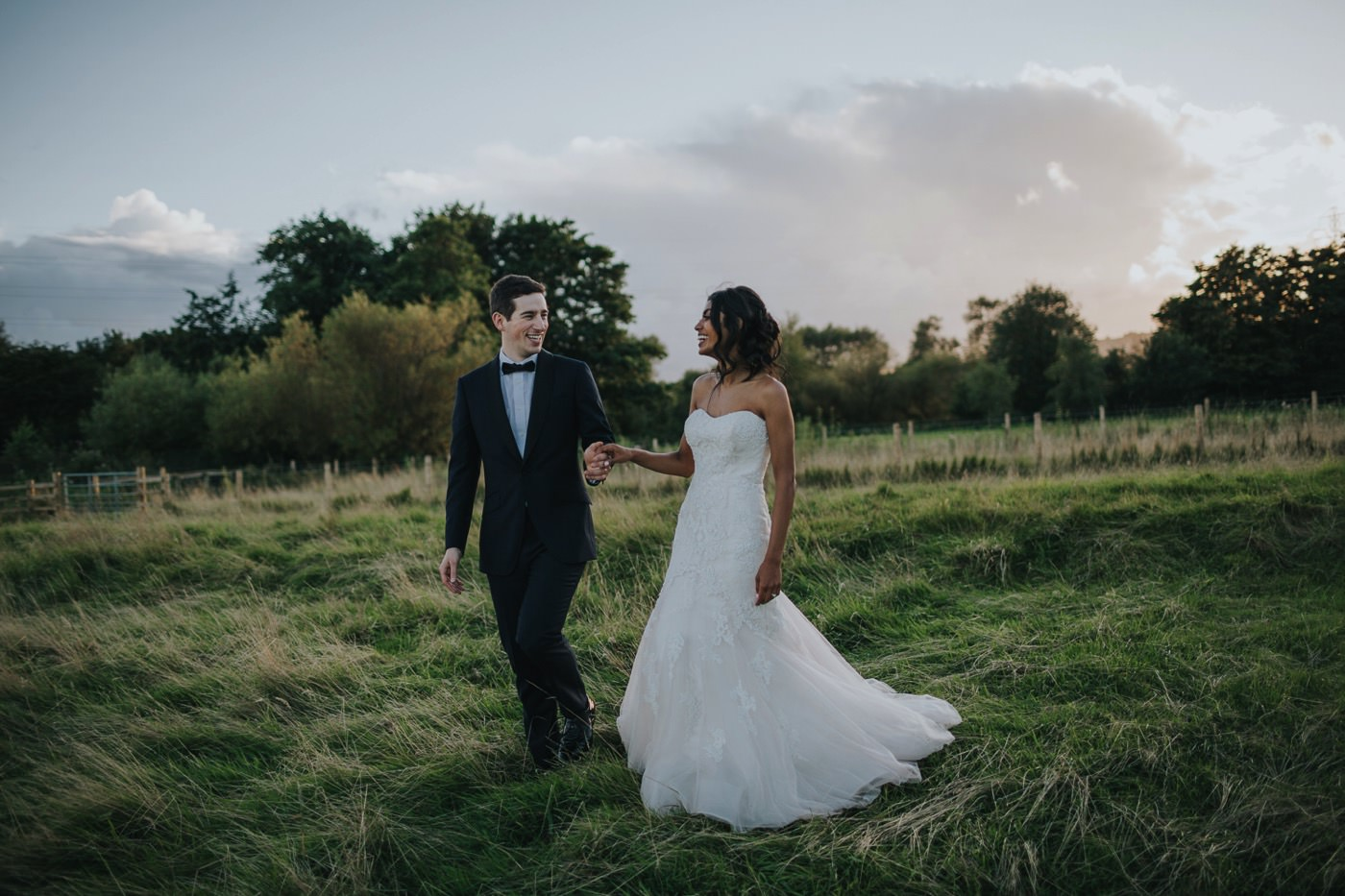Ben & Sunita | East Riddlesden Hall Wedding 95