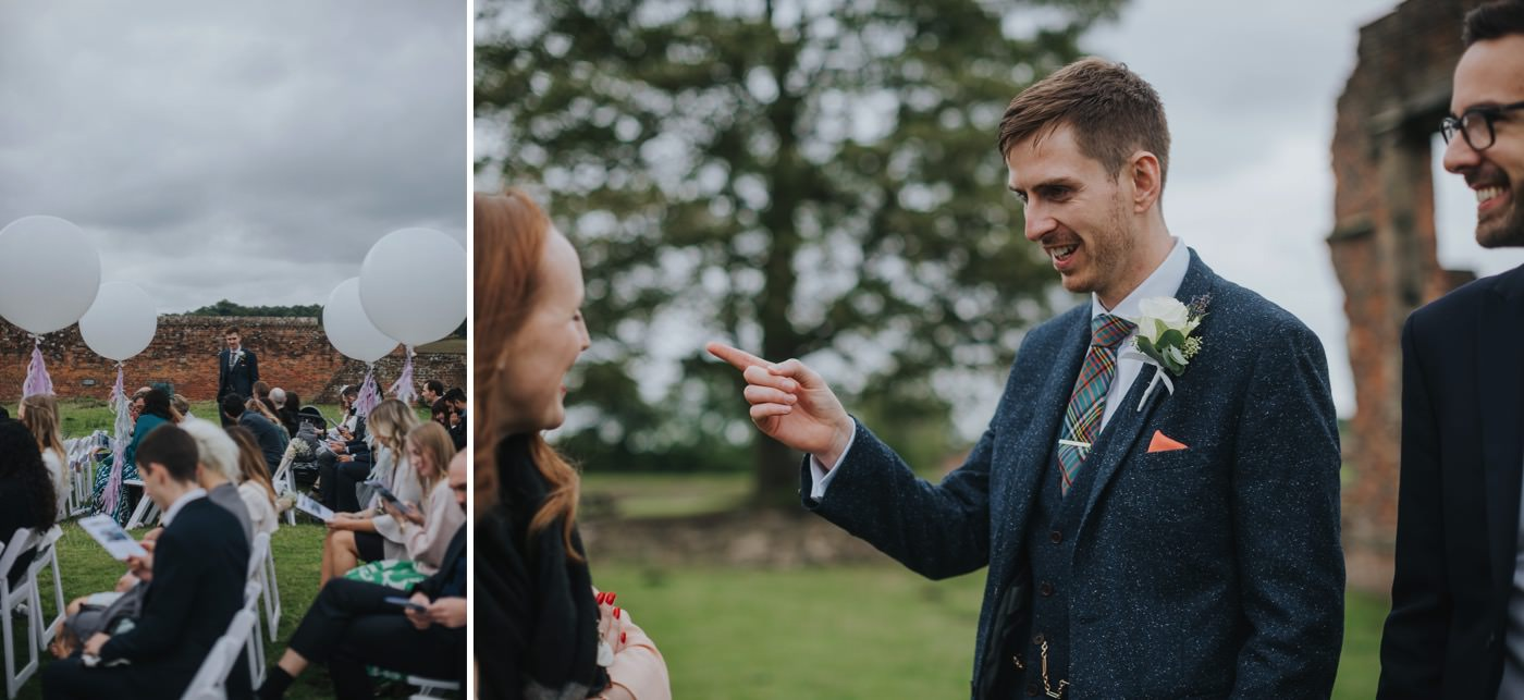 Steve & Tiffany | Bradgate Park wedding 41