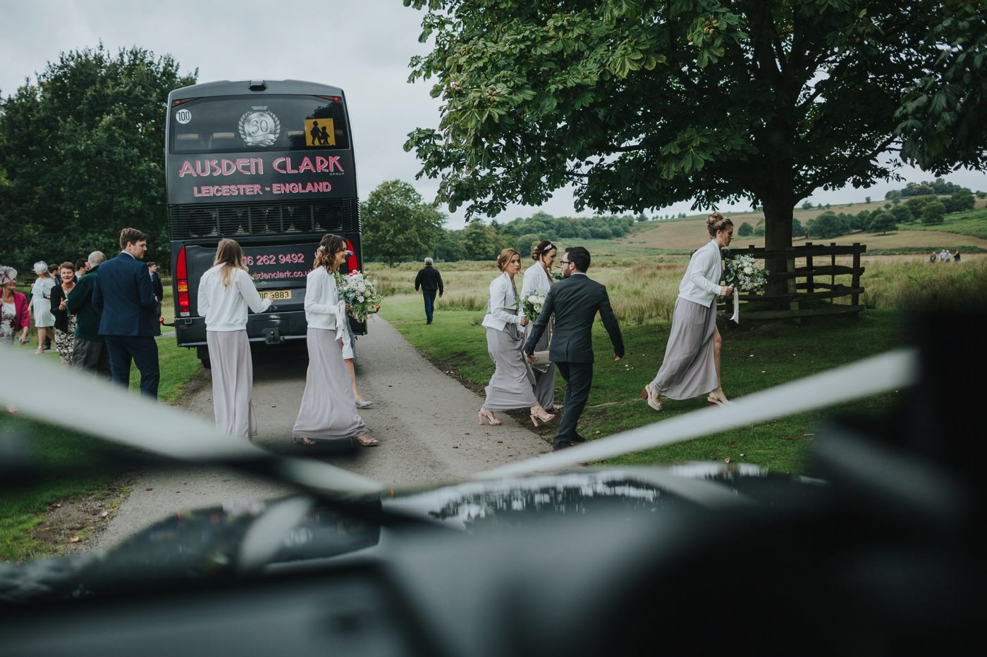Steve & Tiffany | Bradgate Park wedding 44