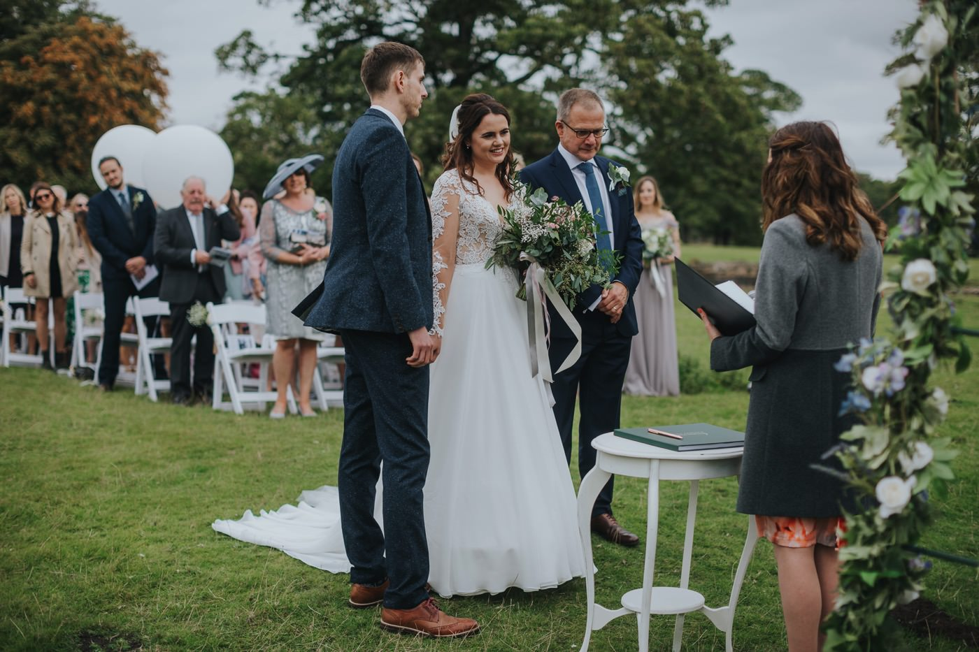 Steve & Tiffany | Bradgate Park wedding 56