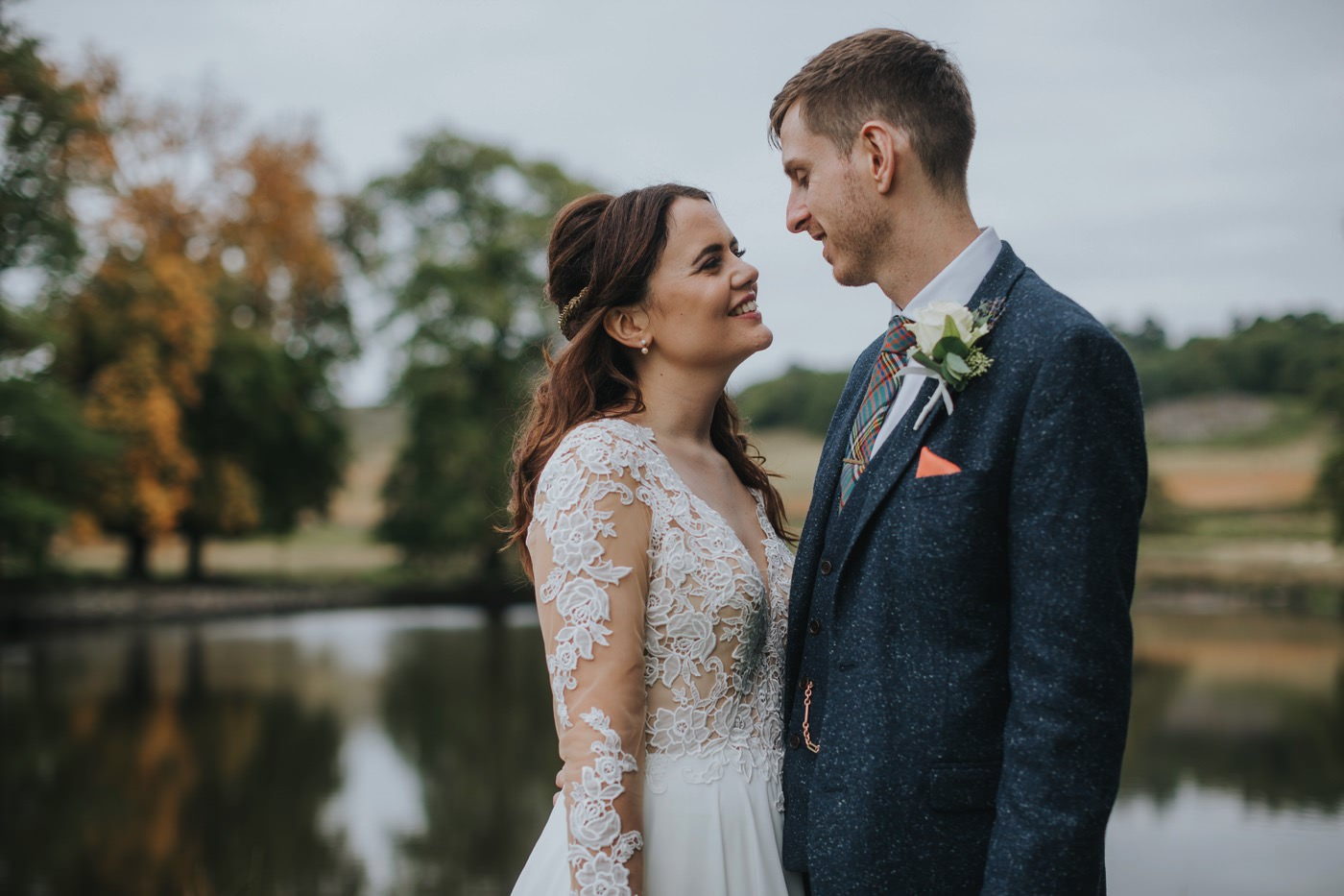 Steve & Tiffany | Bradgate Park wedding 70