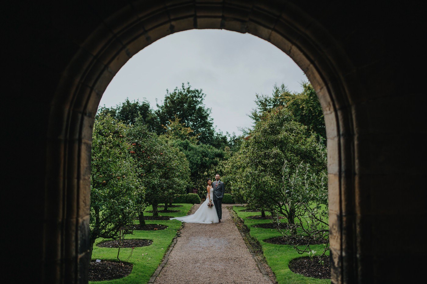Nan & Laurence | East Riddlesden Hall wedding 59