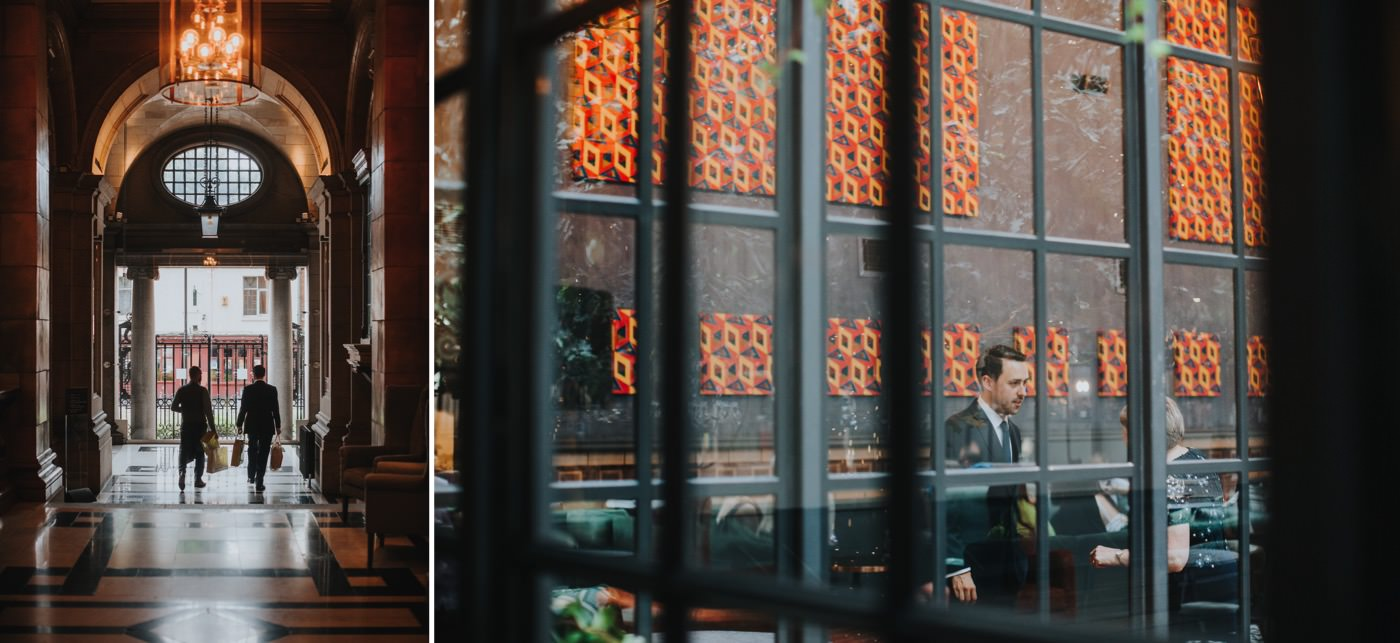 Hannah & Ste | Deaf Institute wedding 15