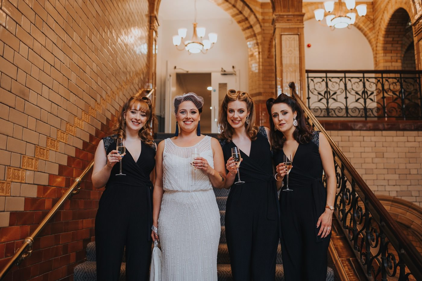 Hannah & Ste | Deaf Institute wedding 22