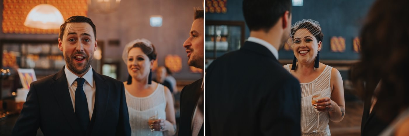Hannah & Ste | Deaf Institute wedding 26