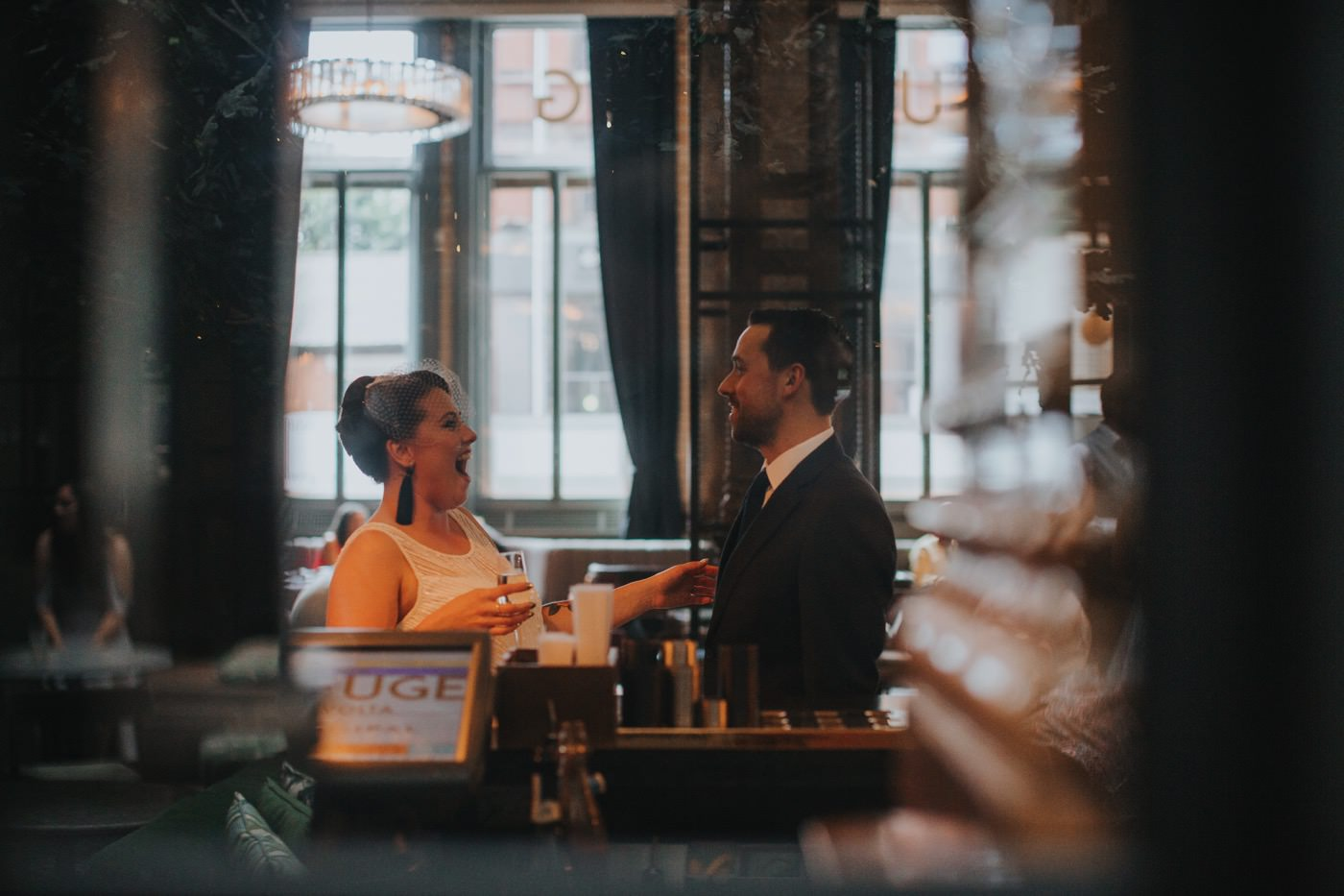 Hannah & Ste | Deaf Institute wedding 31
