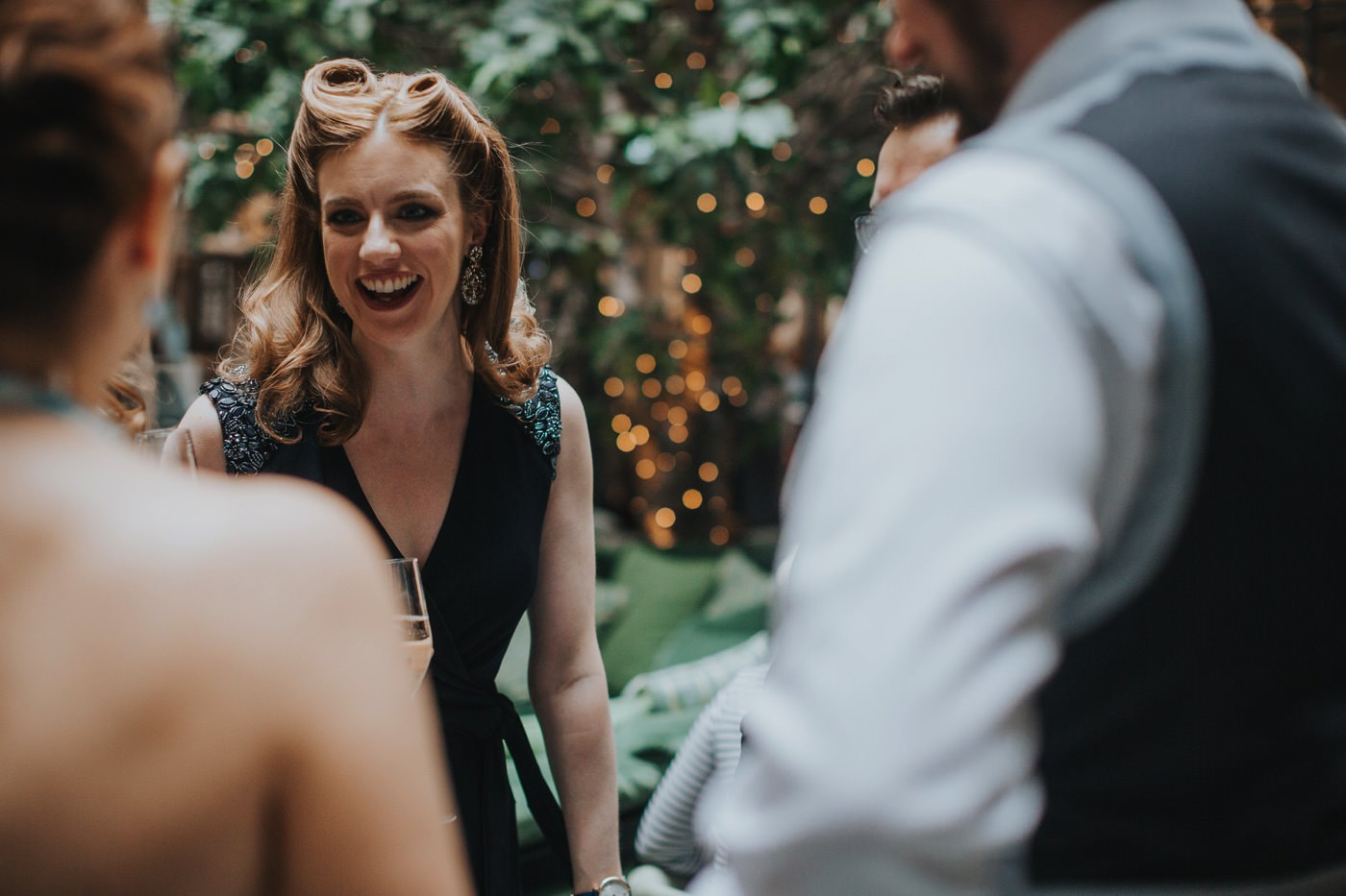 Hannah & Ste | Deaf Institute wedding 32