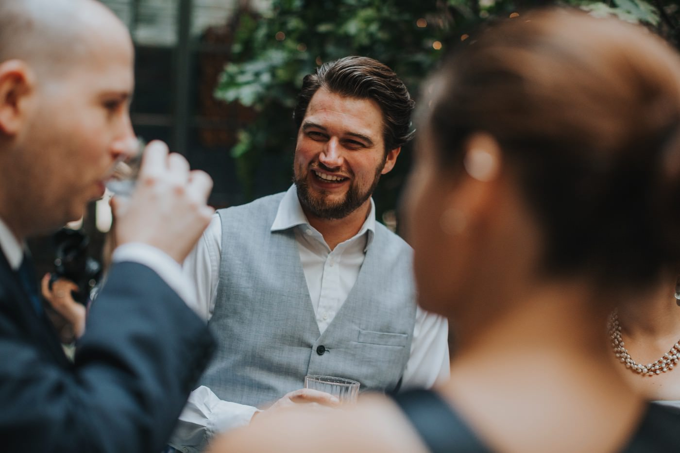 Hannah & Ste | Deaf Institute wedding 33