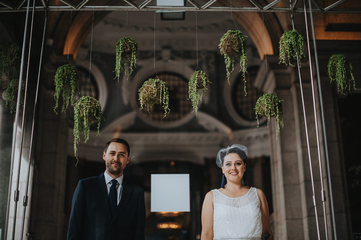 Hannah & Ste | Deaf Institute wedding 42