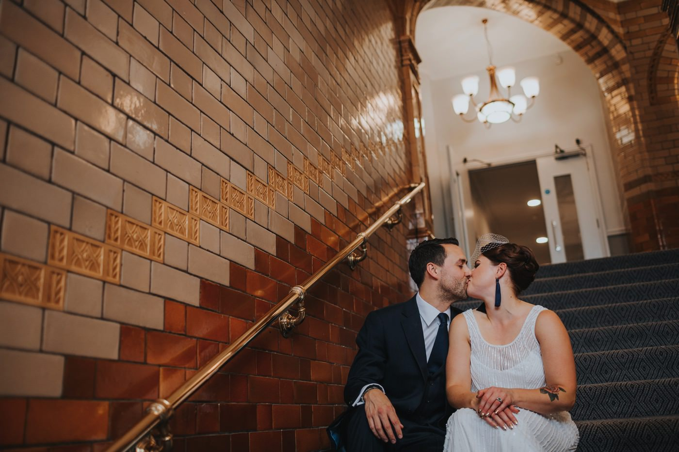 Hannah & Ste | Deaf Institute wedding 45