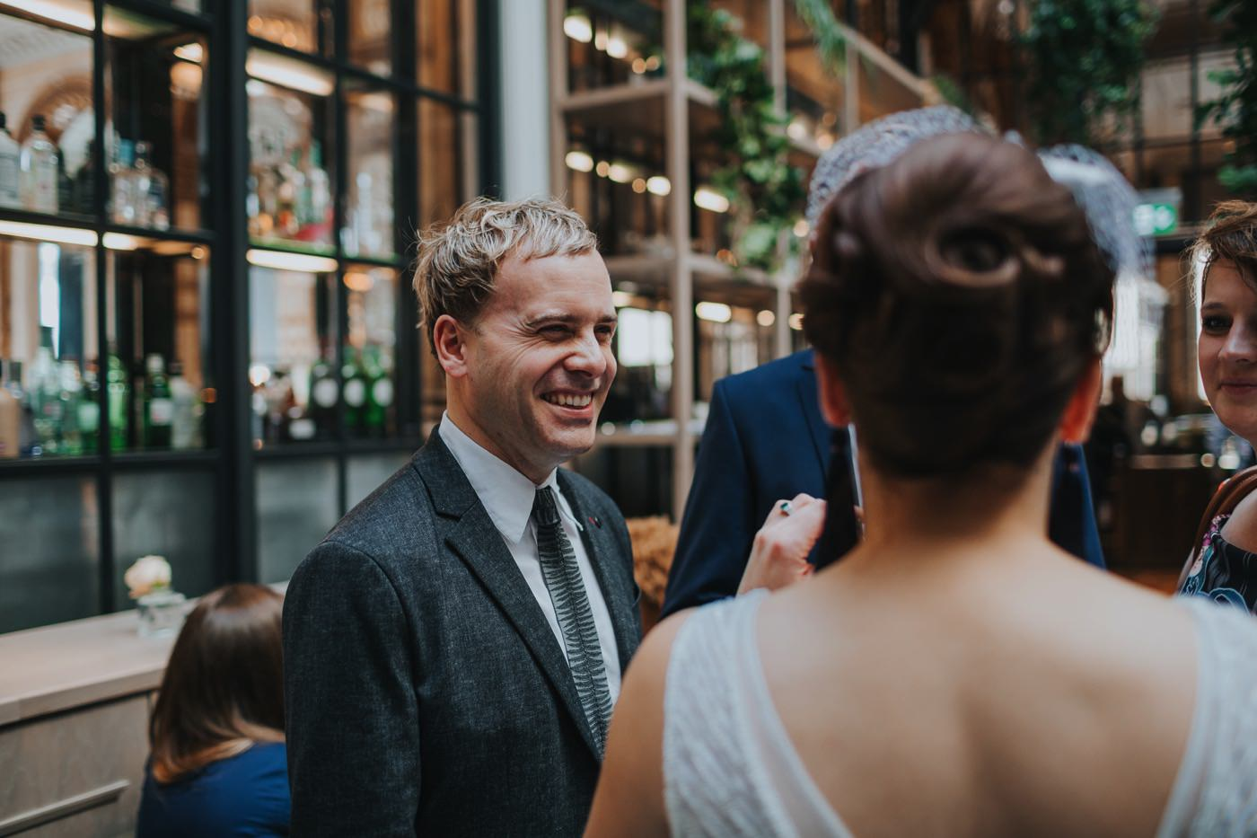 Hannah & Ste | Deaf Institute wedding 47