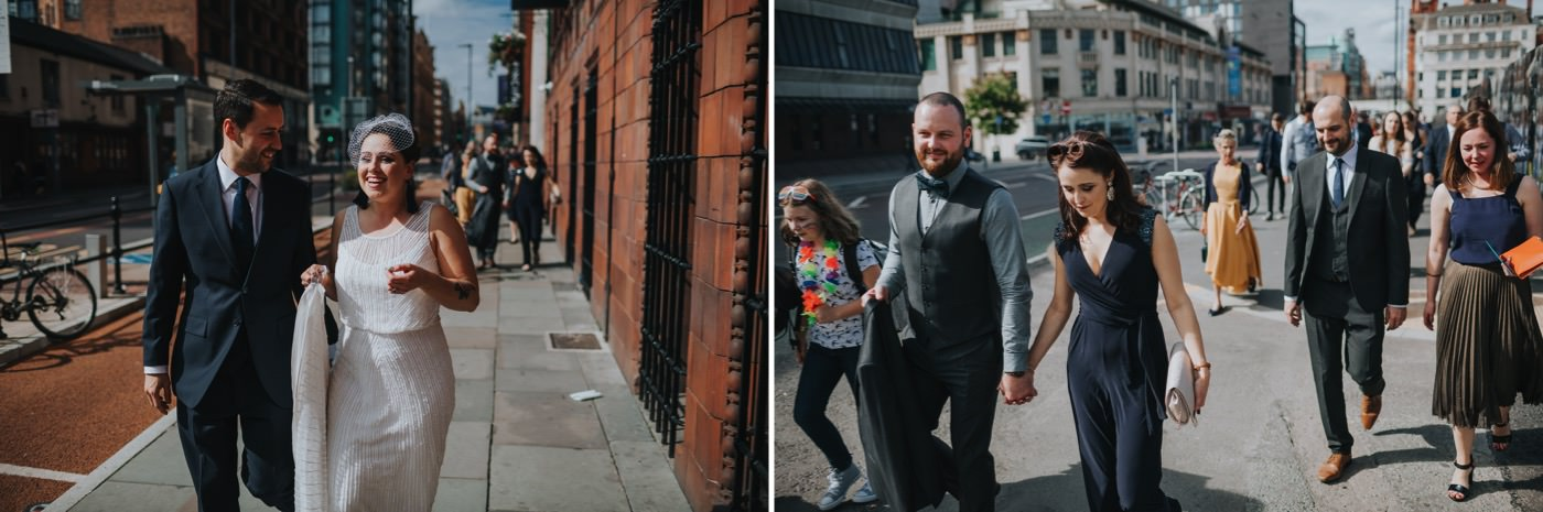 Hannah & Ste | Deaf Institute wedding 48