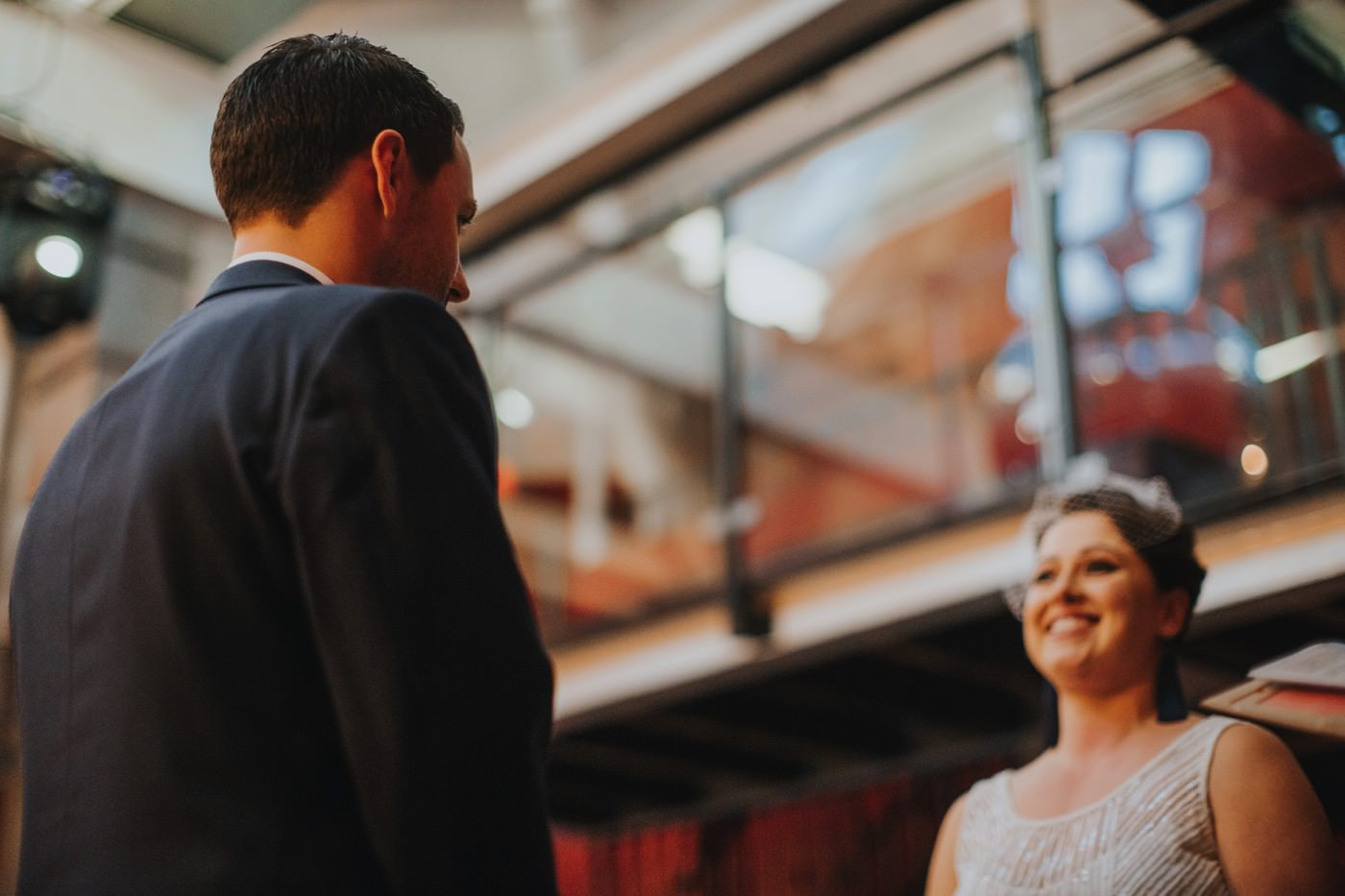 Hannah & Ste | Deaf Institute wedding 61