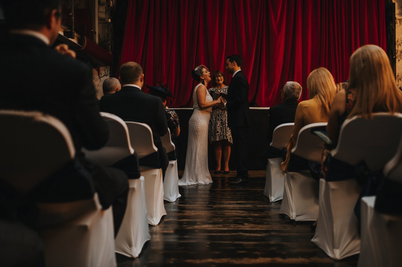 Hannah & Ste | Deaf Institute wedding 62