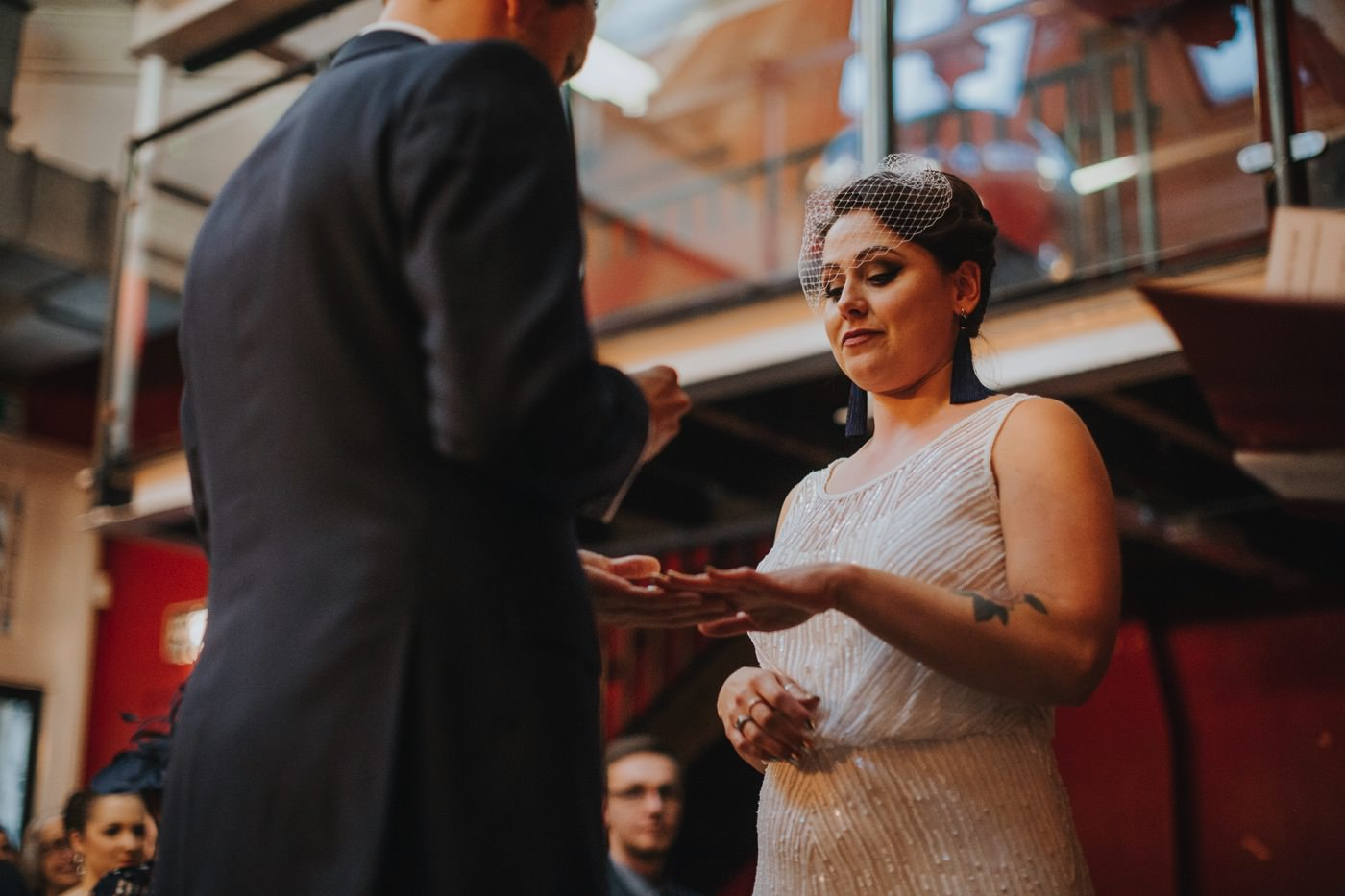 Hannah & Ste | Deaf Institute wedding 63