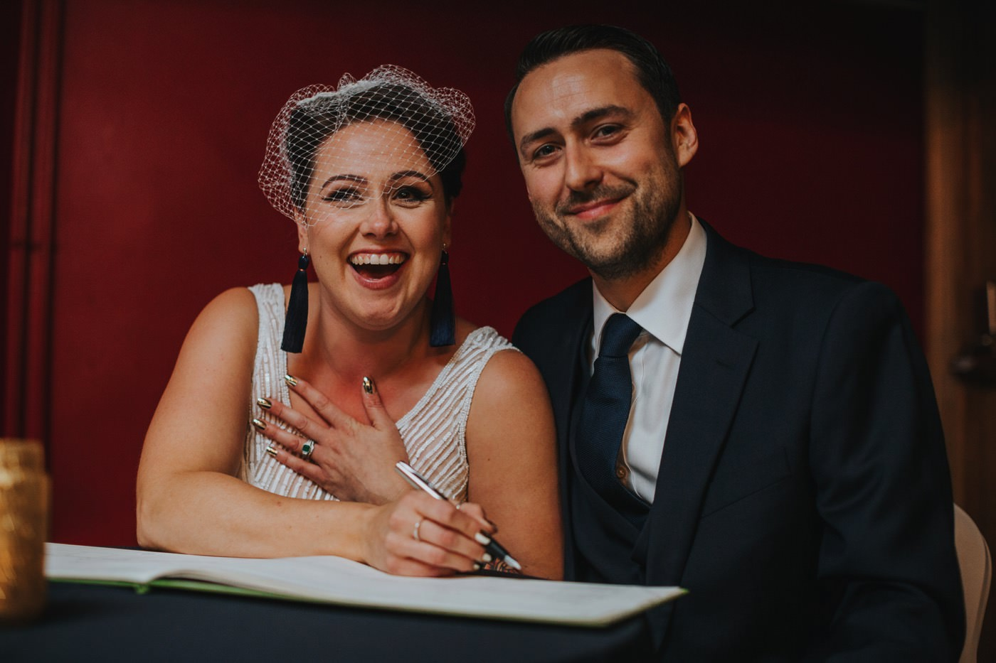 Hannah & Ste | Deaf Institute wedding 64