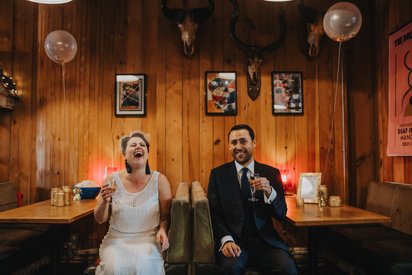 Hannah & Ste | Deaf Institute wedding 65