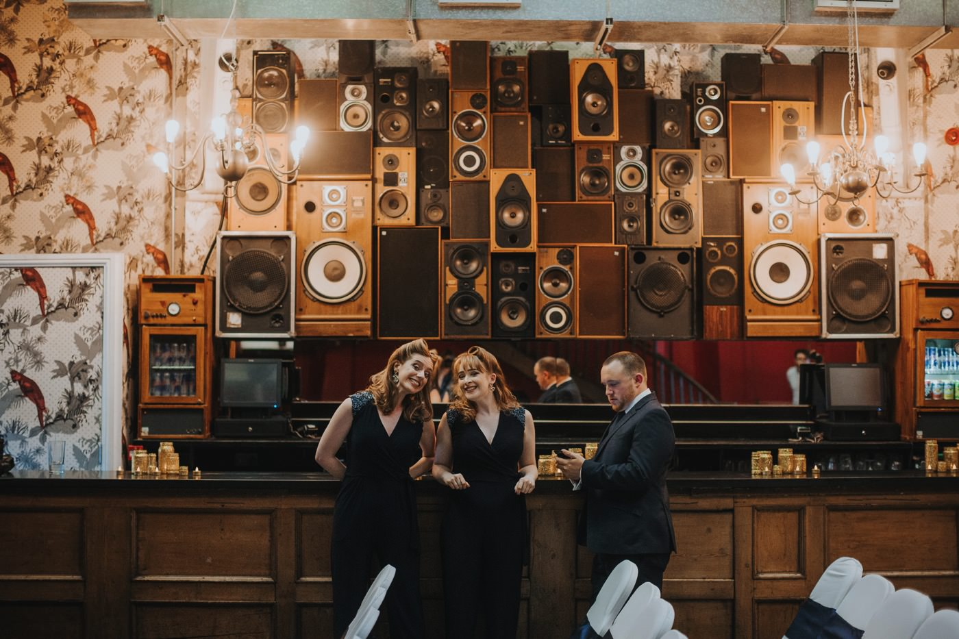 Hannah & Ste | Deaf Institute wedding 69