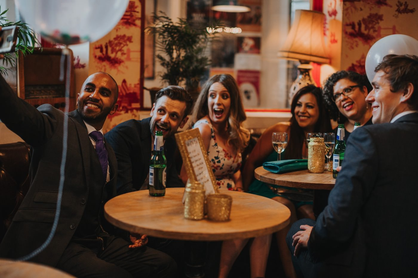 Hannah & Ste | Deaf Institute wedding 74