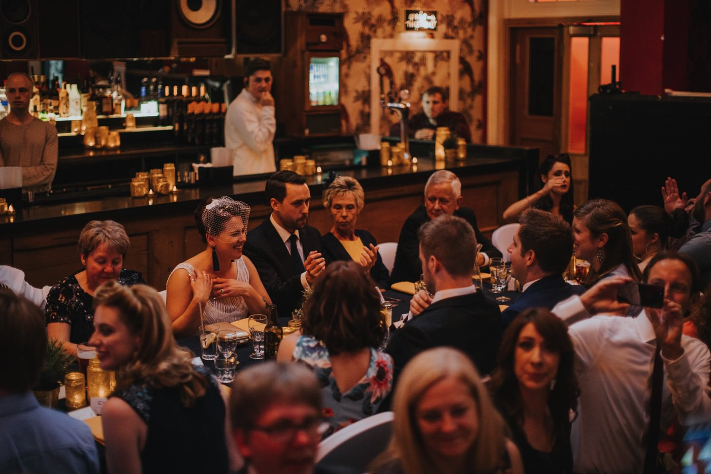 Hannah & Ste | Deaf Institute wedding 77