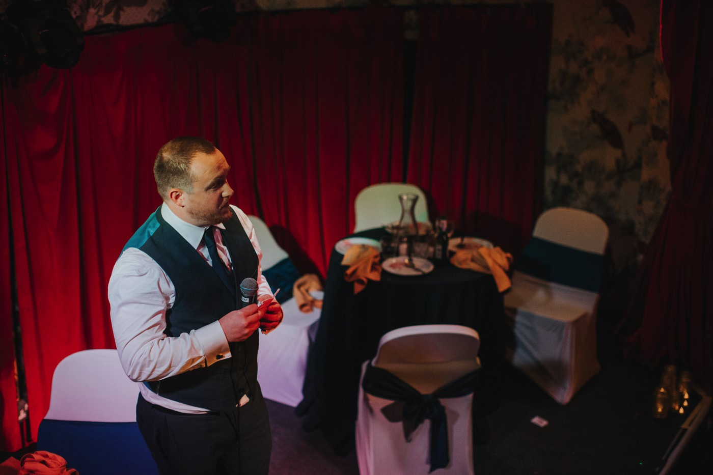 Hannah & Ste | Deaf Institute wedding 79