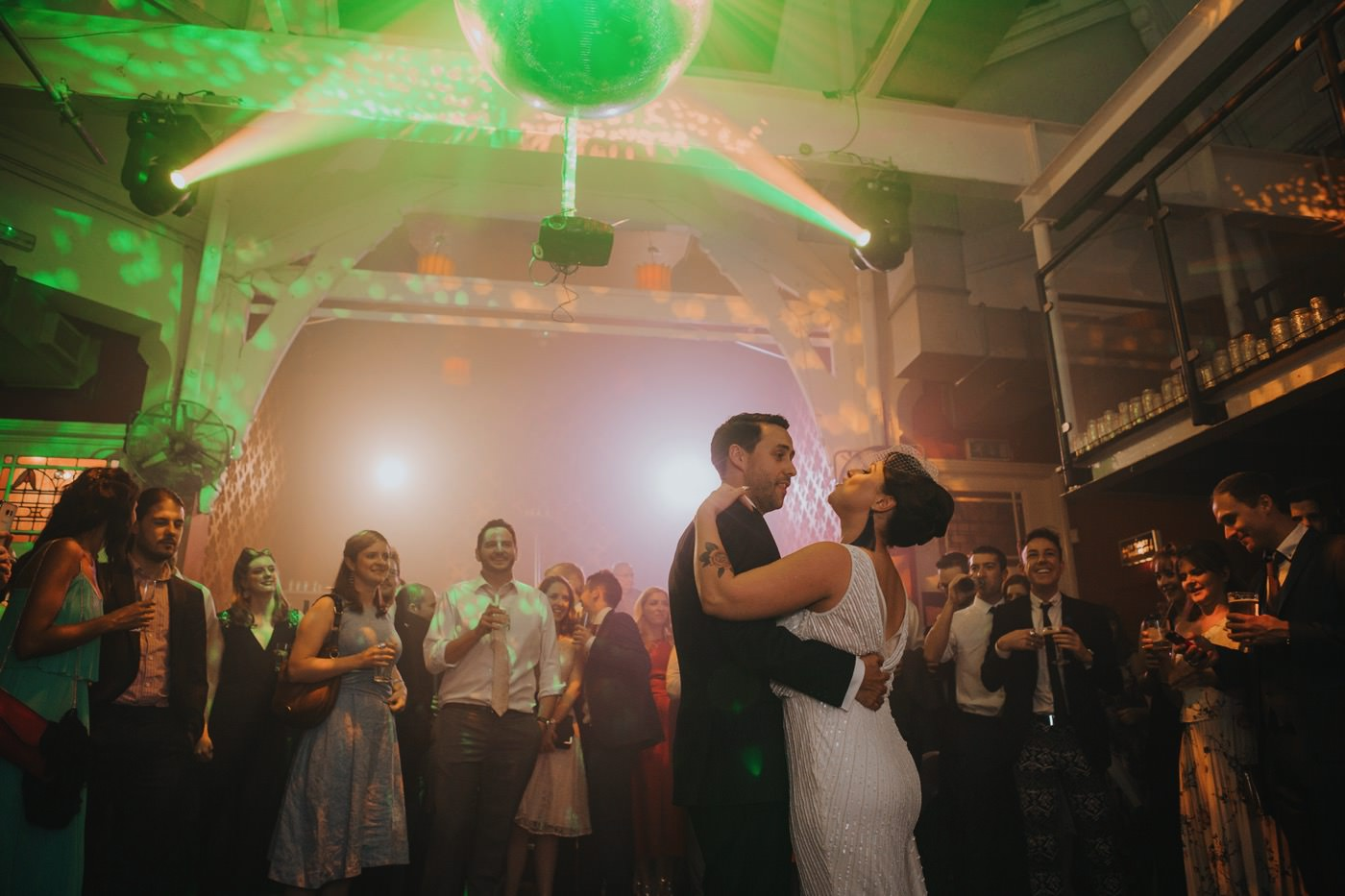 Hannah & Ste | Deaf Institute wedding 82