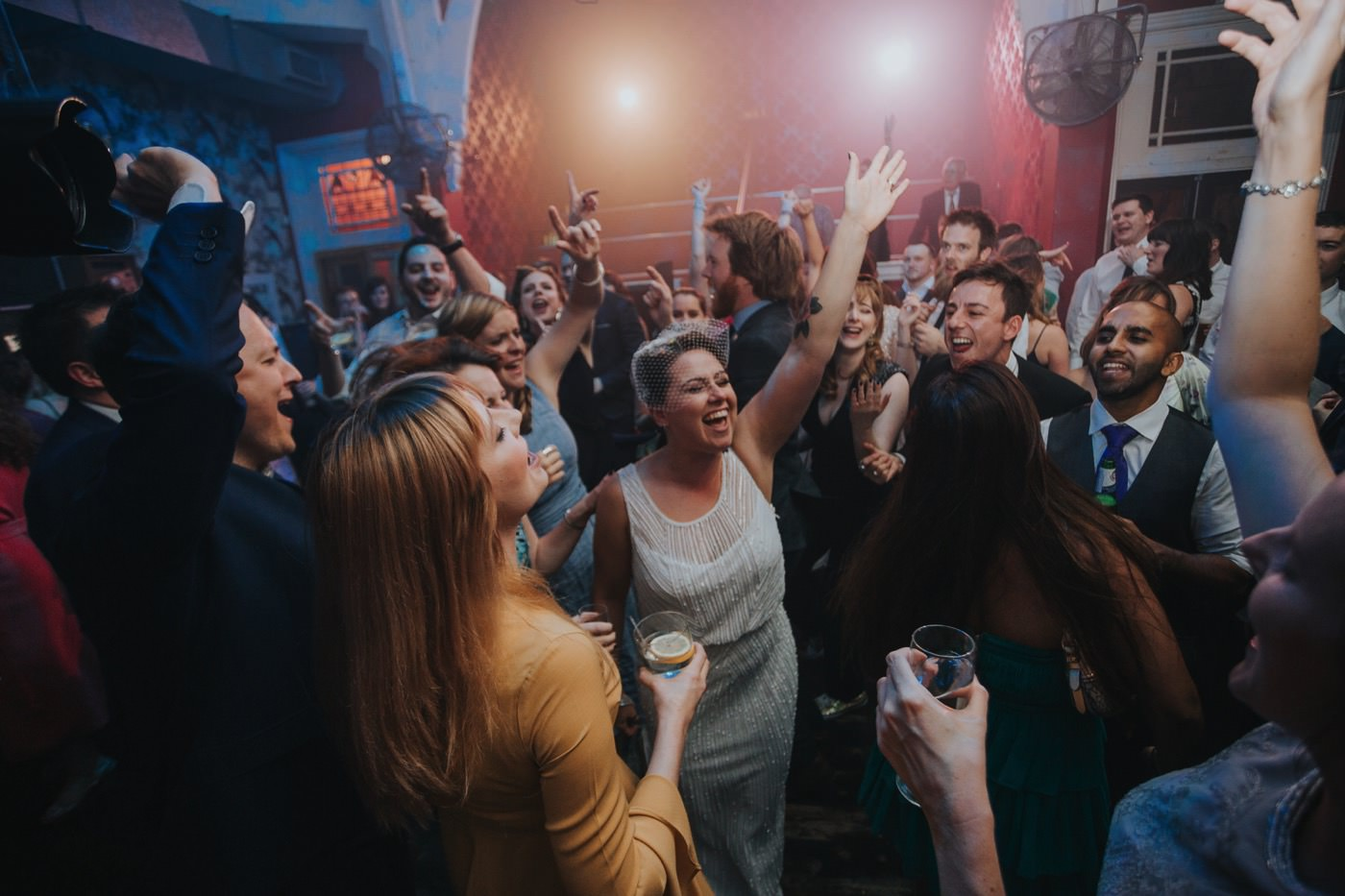 Hannah & Ste | Deaf Institute wedding 86