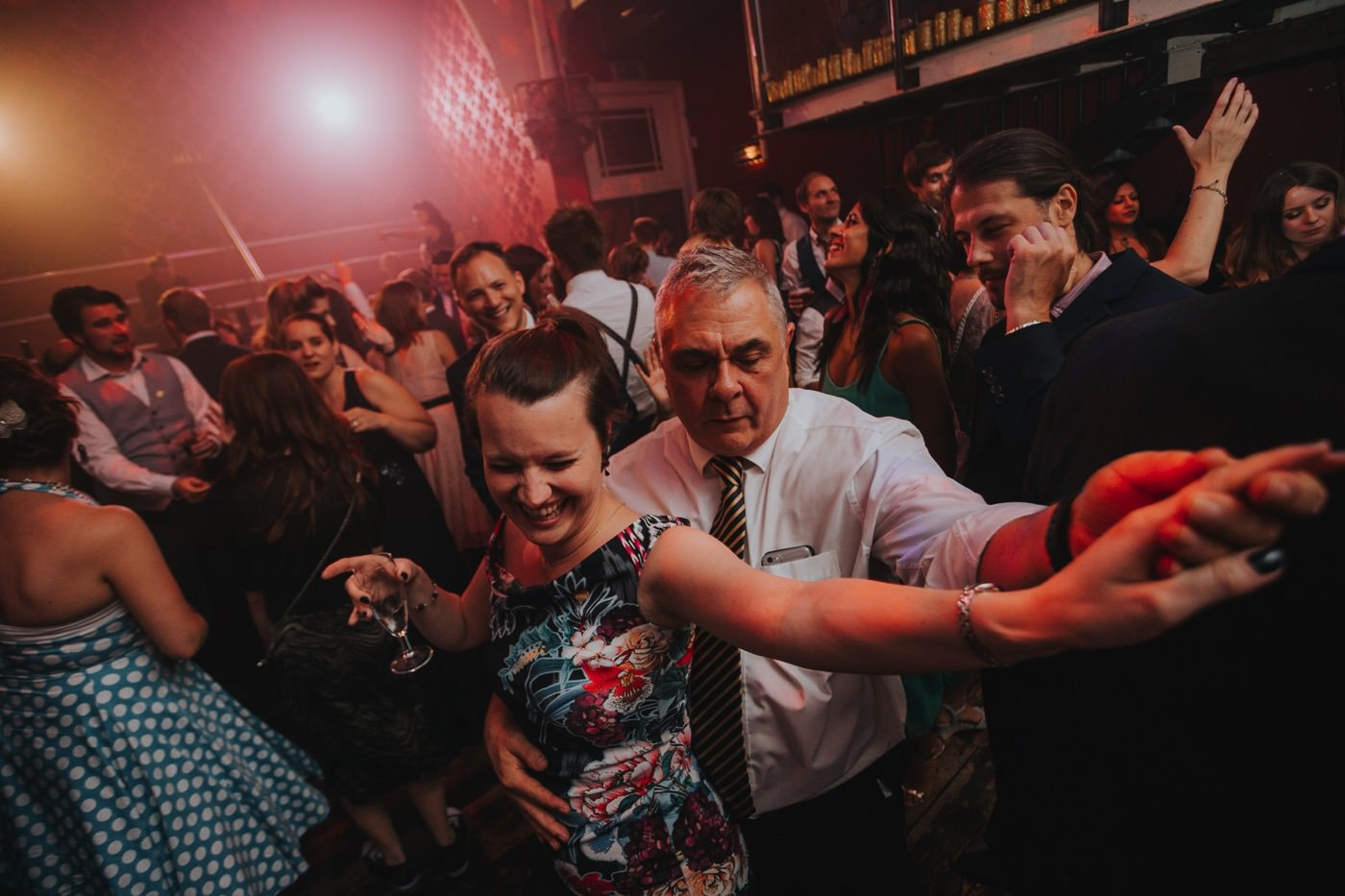 Hannah & Ste | Deaf Institute wedding 90