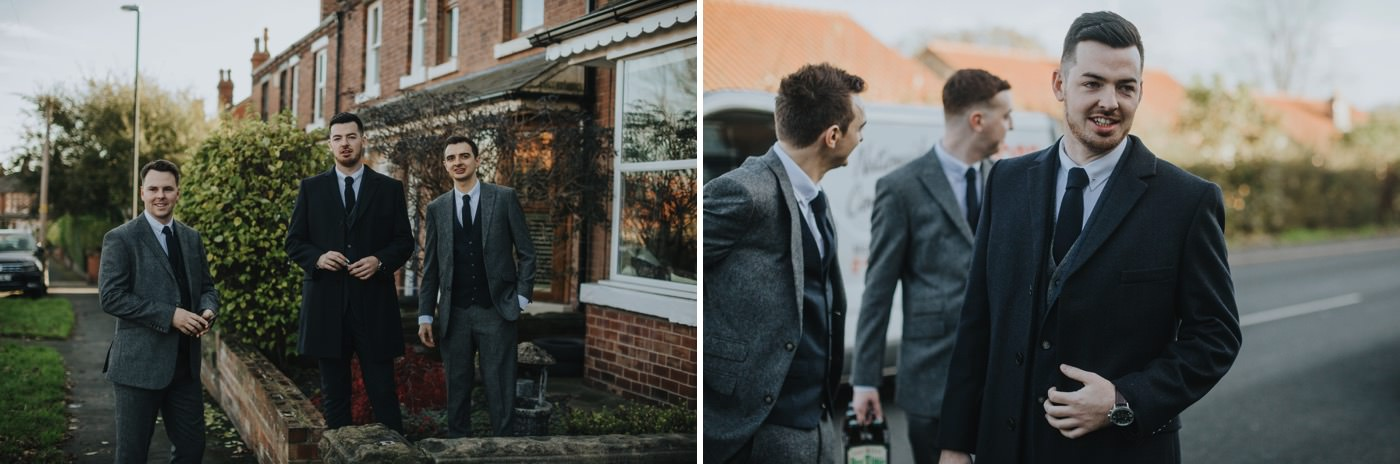 Emma & David | The Normans York wedding 138