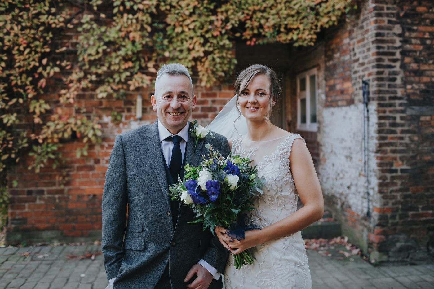 Emma & David | The Normans York wedding 179