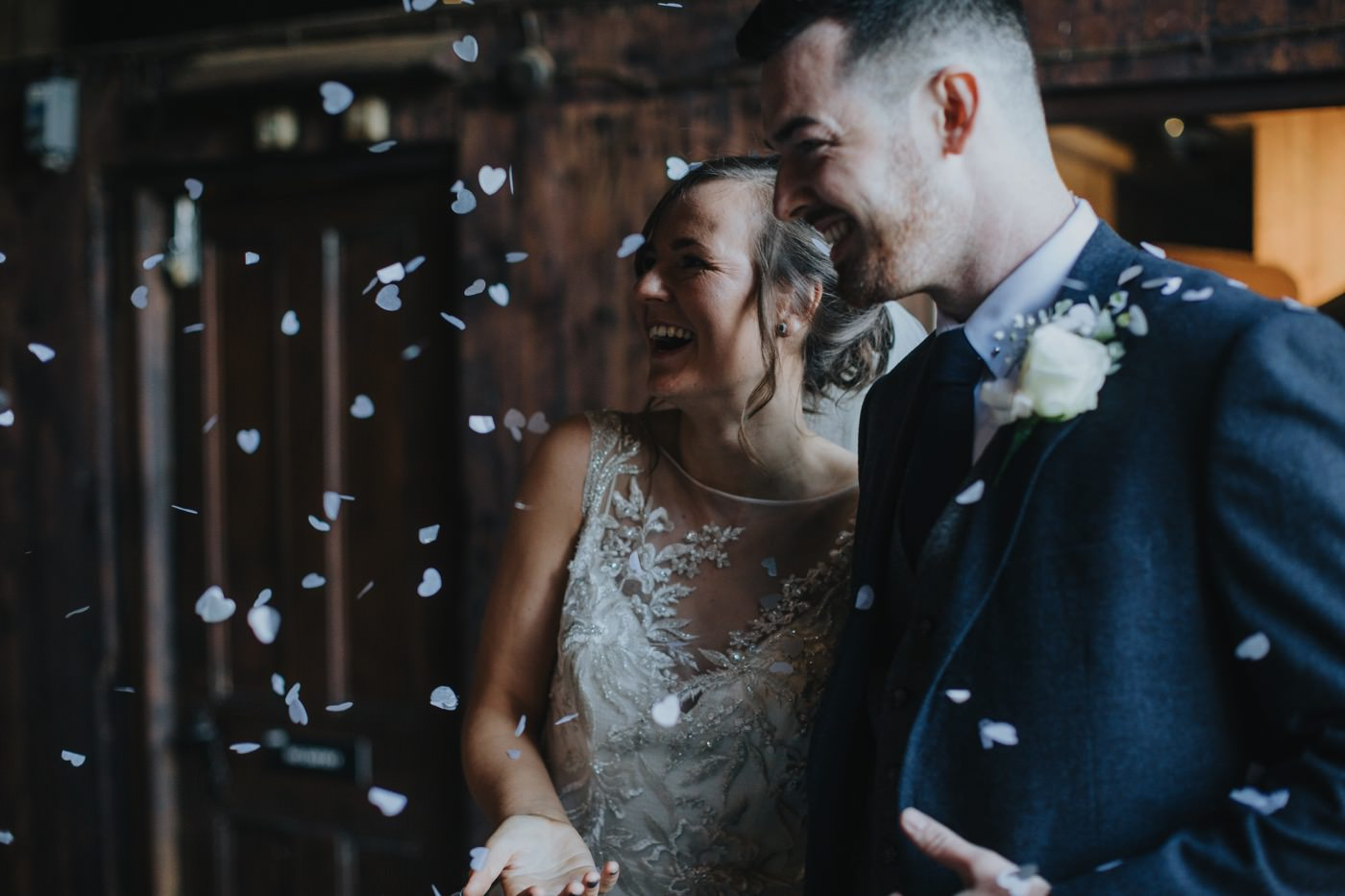 Emma & David | The Normans York wedding 195