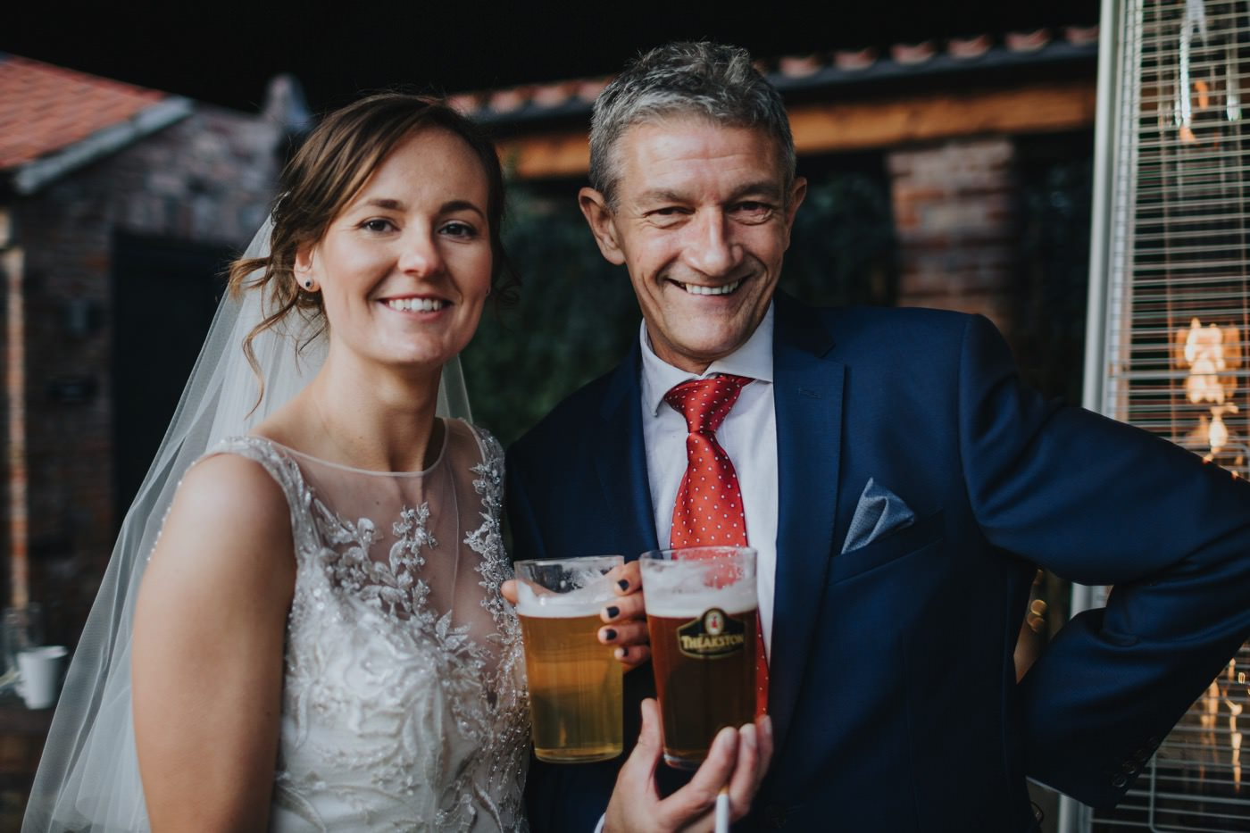 Emma & David | The Normans York wedding 100