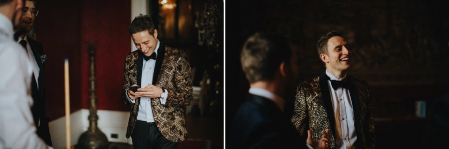 Tom & Lorna | Allerton Castle Wedding 16