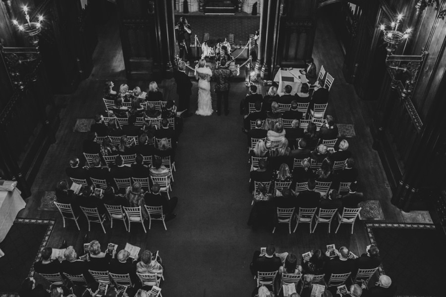 Tom & Lorna | Allerton Castle Wedding 313