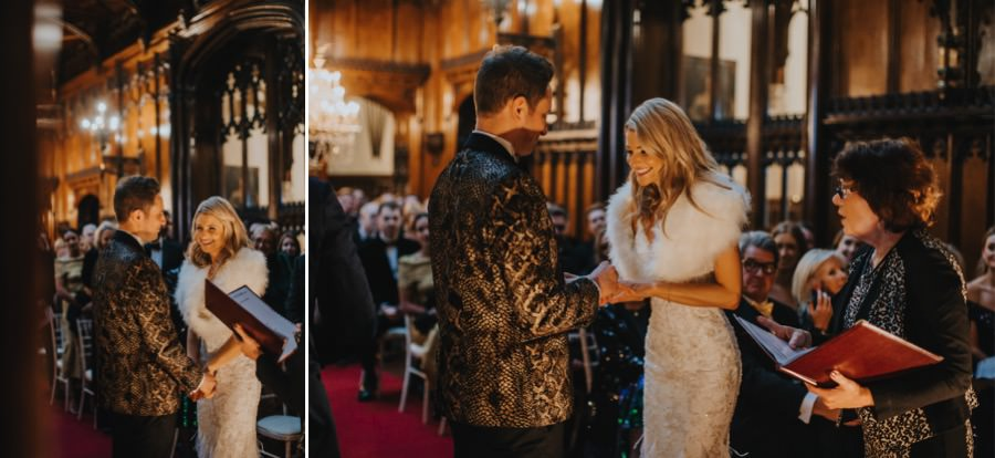 Tom & Lorna | Allerton Castle Wedding 34