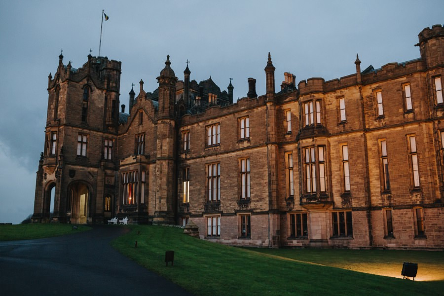 Tom & Lorna | Allerton Castle Wedding 61